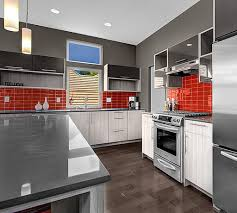 interior red glass tile backsplash pictures roselawnlutheran red