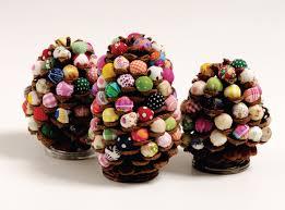 yo yo stuffed pinecone favecrafts com