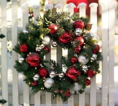 Christmas Fence Decorations 48 Best Christmas Fence Ideas Images On Pinterest Christmas