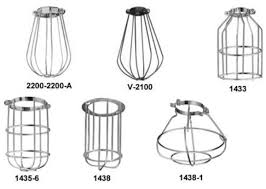 wire guards for light fixtures vintage cage lights grassrootsmodern com