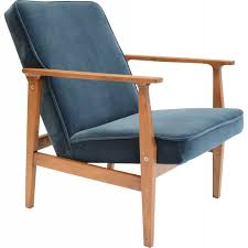 fauteuil design fauteuil design soviétique bleu 1960 design market