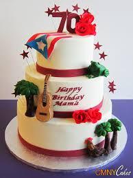 70th birthday cake cmny cakes