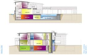 floor plans villa christina