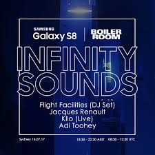 infinity galaxy samsung galaxy s8 x boiler room present infinity sounds boiler room