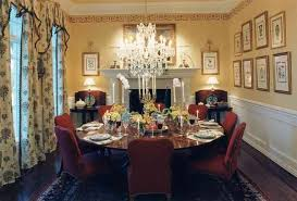 Luxury Round Dining Room Table Decor Decorating Ideas Feng Shui - Dining room feng shui