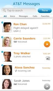at t visual voicemail apk at t messages 2 19 0 272 apk android communication apps