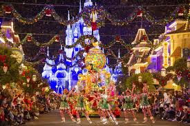 who does the holidays better disneyland or walt disney world you