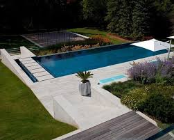 Infinity Pool Designs 21 Landscape Small Backyard Infinity Pool Design Ideas Style