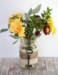 jar vases embellished jar vase