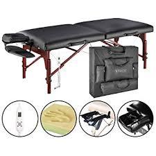 best heated massage table amazon com master massage ultima therma top heated massage table