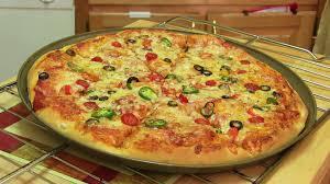homemade pizza video recipe start to finish pizza recipe