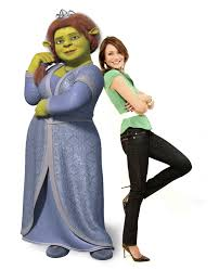 cameron diaz and julie andrews interviewed u2013 shrek the third