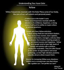 Color Yellow Divine Spark Understanding Your Aura Color Yellow Energy