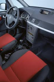 opel manta b interior 2009 opel meriva conceptcarz com