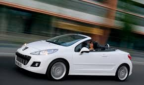 peugeot cars for sale uk the restyled peugeot 207 cc in detail