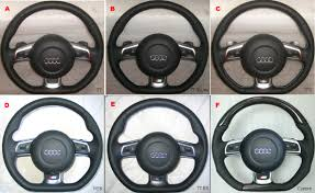 lexus is300 steering wheel emblem a new look for the ttrs and other flat bottom steering wheels