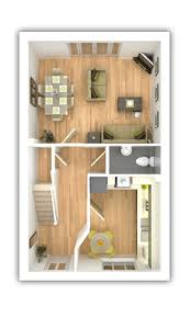 taylor wimpey floor plans semi detached house plot 529 the crofton at charlotte grove for