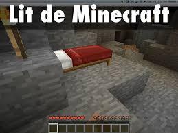 chambre minecraft lit lit minecraft ma chambre de rãªve by dina guralnik