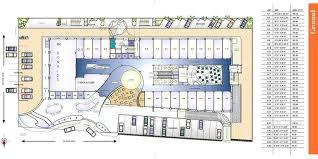 shopping mall floor plan design shopping centre floor plan crescent shopping centre