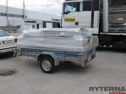 Trailer Garage Mobile Garages Ryterna Modul