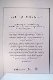 Cosmetic Science Schools Lcf Formulates Behind The Scenes Of A Cosmetic Science Lab