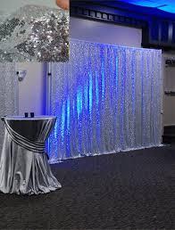 wedding backdrop linen silver sequin backdrop 8x8ft romatic sequin curtain backdrop for