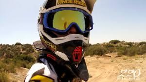 rockstar motocross goggles rockstar suzuki lites rider jason anderson practice day youtube