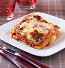 jeux de cuisine lasagne lasagnes jambon raclette les meilleures recettes de cuisine d ôdélices