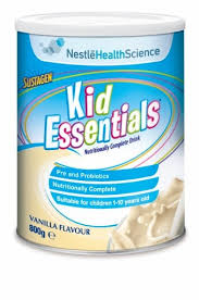 10 Essentials For A Kid by Sustagen Kid Essentials Vanilla Flavour 800g At Terry White Chemists