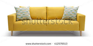 Yellow Sofa Bed Sofa Stock Images Royalty Free Images U0026 Vectors Shutterstock