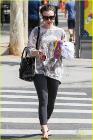 Lily Collins Steps Out Amid Chris Evans Dating Rumors   Photo     Just Jared Jr