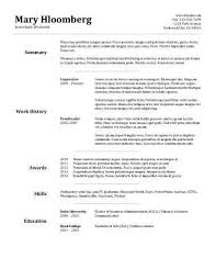 Free Fancy Resume Templates Quick Free Resume Builder Resume Template And Professional Resume