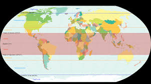 World Time Clock Map by File World Map Indicating Tropics And Subtropics Png Wikimedia