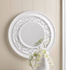 ivy home decor mirror wall decor wall mirrors decorative for living room white