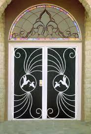 Residential Security Doors Exterior Security Doors Orange County Custom Doors Residential Steel