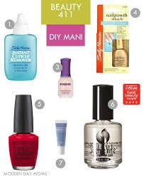 beauty 411 diy manicure skip the salon u2013 modern day moms