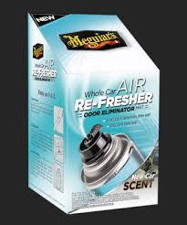 air freshener new car smell meguiar s whole car air re fresher new car scent
