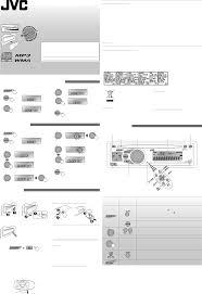jvc cd player kd r416 user guide manualsonline com