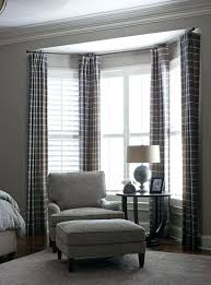 Bay Window Curtains Curtains For Bay Window In Bedroom Koszi Club