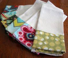 kitchen towel craft ideas diy kitchen towels what a gift to make a set that