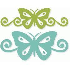 silhouette design store view design 78437 butterfly swirls