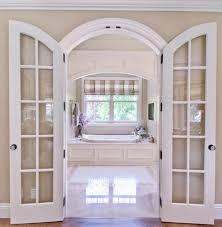 Recycled Interior Doors Arched Wood Interior Doors Custom Designer Door Within Idea 13