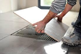 Installing Floor Tile Mach U0026 Rico Tile