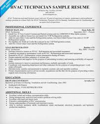 maintenance technician resume sample lukex co