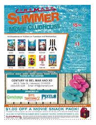 discount family movies at belmar this summer u2013 edgewater echo