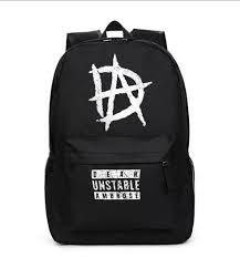 Backpack Storage by Dean Ambrose Children Backpack Waterproof Book Storage Bag