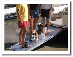 pontoon boat ramp make for a great weekend or evening excursion
