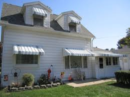 Residential Aluminum Awnings Ace Awnings Residential Awnings