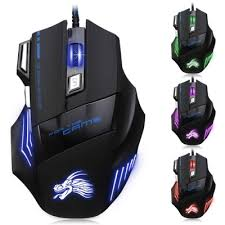 Mouse X3 X3 Usb Wired Optical Gaming Mouse Computer Accessory Black