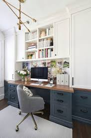 gorgeous navy blue office decor home office office decorating